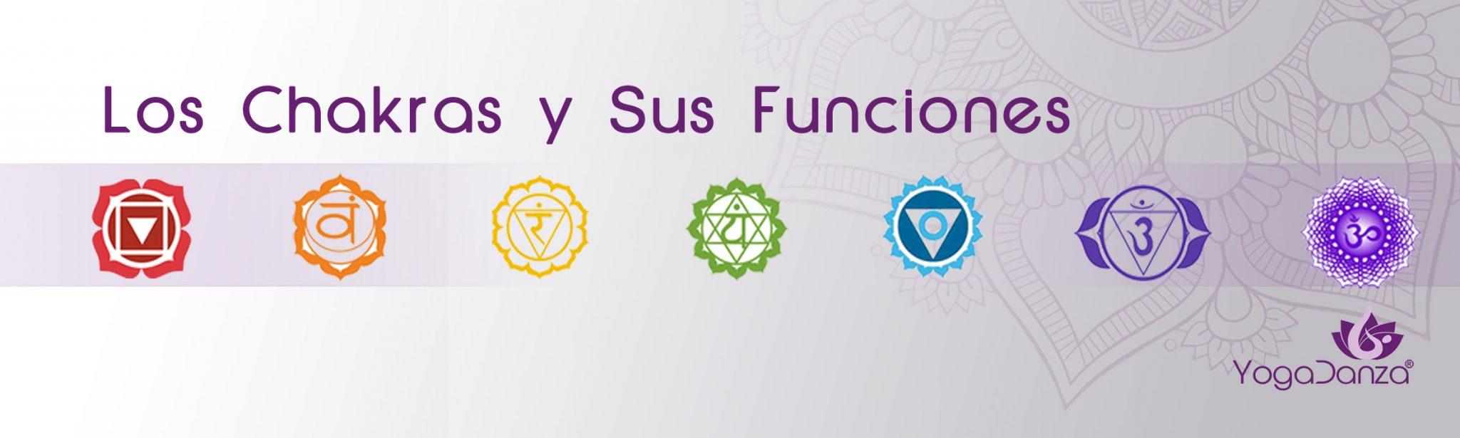 chakras y funciones