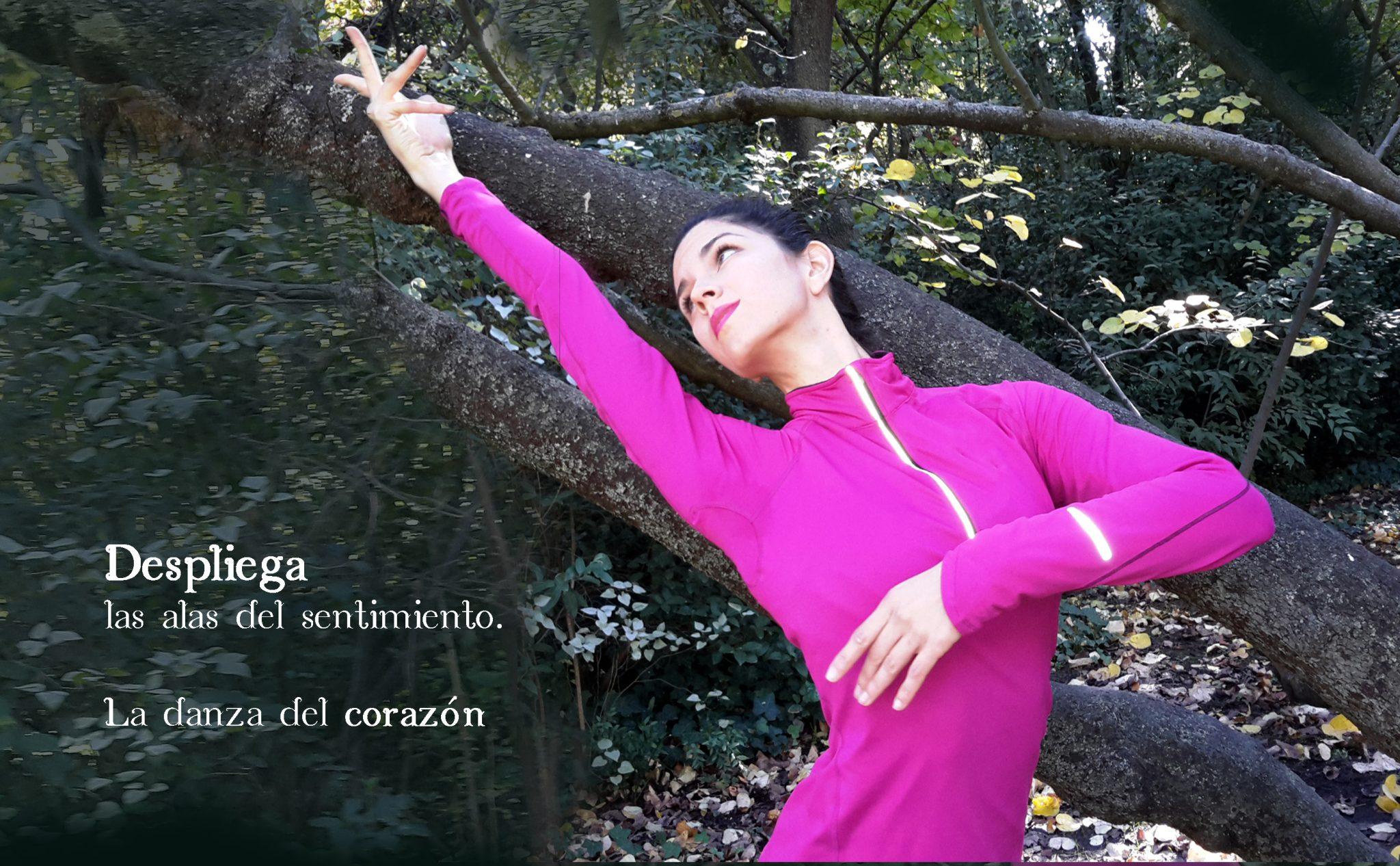Taller YogaDanza. Brazos, el lenguaje del corazón