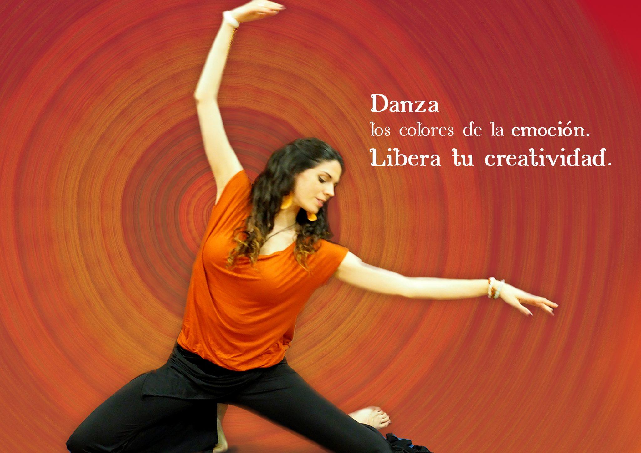 Taller YogaDanza. Vientre, el placer sagrado.