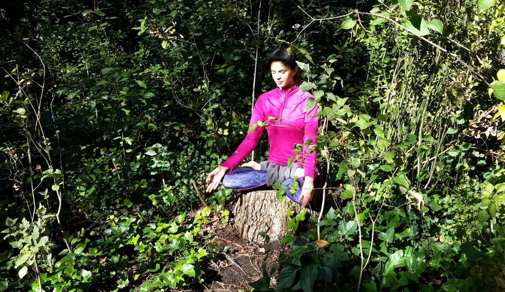9 Posturas de Yoga para aliviar el estrés