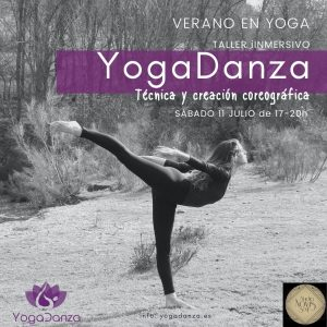 Yoga Danza Madrid